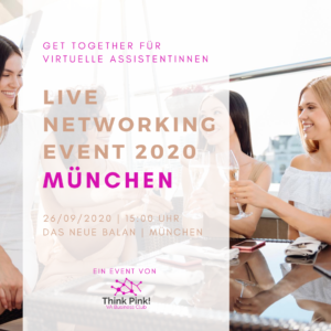 Get Together Networking Event München für VAs